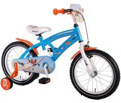 16 inch jongensfietsen - Volare Kinderfietsen