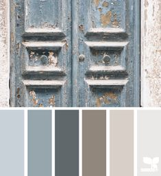 A door tones | design seeds | Bloglovin'