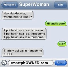 Page 285 - Autocorrect Fails and Funny Text Messages - SmartphOWNED