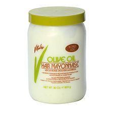 Vital Olive Oil Hair Mayonnaise