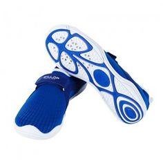 BALLOP Skin Shoe Fitness Plates Indoor Travel Water Play Sport Aqua Yoga Blue #BALLLOP #SkinAquaShoes