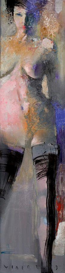By Victor Sheleg Figure Painting, Figure Drawing, Life Drawing, Funky Art, Arte Pop, Gravure, Fractal Art, Erotic Art, Figurative Art