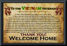 A healing community of Vietnam veterans, their families and friends. They have the truths and America should hear them.