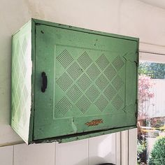 #throwbackthursday #greenarrow #cupboard #interiordesign #madeinengland this lovely little cupboard is in one of our clients houses. It was reclaimed from a theatre set!