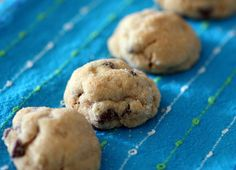 Peanut butter chocolate chip cookies from Magnolia Bakery cookbook! YUM!