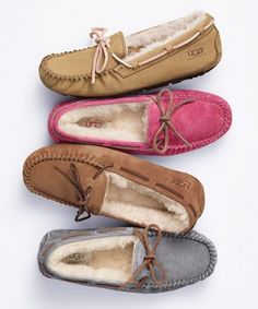 Switch Up Your Footwear With A Pair Of Ultra-Comfy Moccasins
