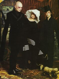 """orlandobloomers: """"Smashing Pumpkins for New Music Monthly, August 1998 """""""