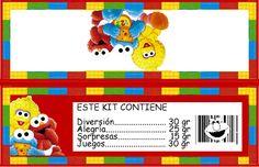 porfa necesito ideas y ayuda para la fiesta de plaza sesamo del primer año de mi bebito Elmo, Sesame Street Party, 1st Year, Big Bird, Paw Patrol, Chocolates, Ideas Para, Toy Chest, Baby Shower
