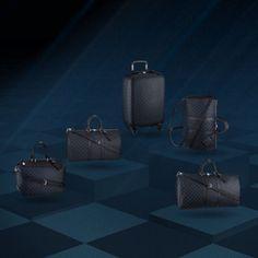 Louis Vuitton Damier Cobalt 2