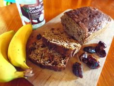 Banana & Date Loaf – my saviour when I was losing weight! Banana And Date Loaf, Banana Bread, Cinnamon Loaf, Fad Diets, Food To Make, Lose Weight, Healthy Recipes, Desserts, Tailgate Desserts