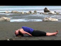 Yoga Pose: Fish Pose (Matsyasana) - YouTube