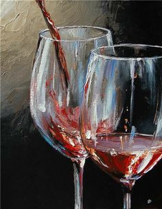 jeon jeongguk fotoğrafçılık kulübünün en popüler üyesiydi. kim taehy… #hayrankurgu # Hayran Kurgu # amreading # books # wattpad Wine Painting, Painting & Drawing, Painting Inspiration, Art Inspo, Art Sketches, Art Drawings, Wine Art, A Level Art, Renaissance Art