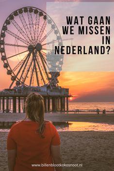 Over 8 dagen vliegen wij naar de andere kant van de wereld om een aantal maanden te reizen. We hebben er ongelofelijk veel zin in en kijken uit naar alle mooie plekken. Hoe erg we ook naar deze reis uitkijken, zijn er ook een aantal dingen in Nederland welke we gaan missen! . In dit artikel blikken we alvast een beetje vooruit naar wat we allemaal in Nederland gaan missen. Fair Grounds, Travel, Viajes, Destinations, Traveling, Trips