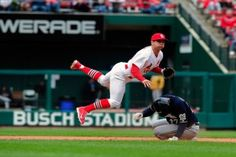 St. Louis Cardinals: Greg Garcia Is Here To Stay
