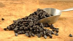 carob chips easier to digest than chocolate and available in bulk at marlene's