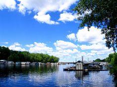 La Crosse, Wisconsin #MississippiRiver