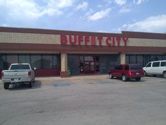 Buffet City one of Abilene Texas's many places to eat
