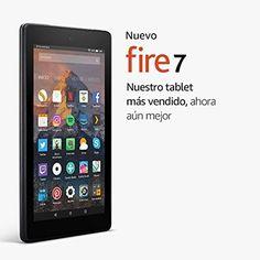 Chollo en Amazon España: Nuevo tablet Fire 7 por solo 54,99€ (un 21% de descuento sobre el precio de venta recomendado y precio mínimo histórico)