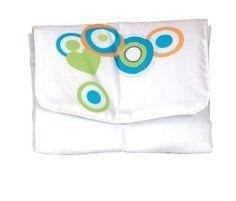 Vestidor - Cambiador bebé interior plastificado enrollable