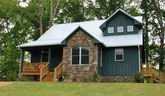 Back Woods 3 Bed House Plan - 68401VR thumb - 02