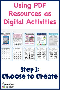 Easily change TPT resources into digital activities for digital learning and distance learning for elementary students in your classroom.  Teachers can quickly customize activities for device based learning! #digitalactivity #digitalactivities #distancelearning #elementaryteacher #elementary #classroom #comprehension #conversationsinliteracy #kindergarten #firstgrade #secondgrade  #thirdgrade #fourthgrade #fifthgrade kindergarten, 1st grade, 2nd grade, 3rd grade, 4th grade, 5th grade