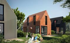 Affordable Family Housing in Nijmegen, Netherlands |