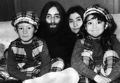 """""""I wonder what it would have been like if he were alive today. I guess it would have depended on whether he was 'John Lennon' (Dad) or 'John Ono Lennon' (manipulated lost soul)."""" -Julian Lennon"""
