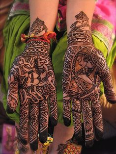 http://sweetpeapath.tumblr.com/post/3688611691/barefeethappyheart-dulha-dulhan-design-with