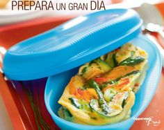 Con el nuevo Micro Delicias Balance Tupperware® podrás cocinar en tu microondas cualquier tipo de platillo cuya base sea el huevo, como omelette con vegetales, queso ó jamón, tortilla española,pasteles, pudines y flanes. Tus platillos quedarán deliciosos y listos en cuestión de minutos.Pidelo en https://www.facebook.com/TupperwareTampicoClaridad