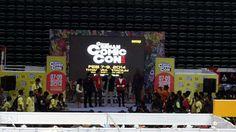 9.9 SoC at Comic Con 2014  #9.9SchoolofCommunication  #SOC #9.9SOC