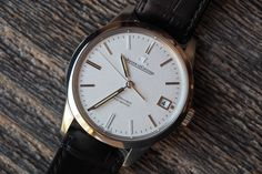 A Week On The Wrist: The Jaeger-LeCoultre Geophysic True Second
