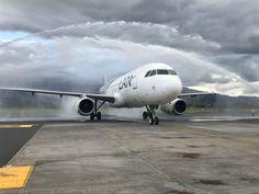 Latam Airlines inaugura nuevo vuelo entre Lima y Costa Rica - La Nación Costa Rica