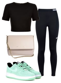 """""""Mar 30, 2016"""" by izzieland on Polyvore featuring NIKE, Givenchy, Ted Baker and nike"""