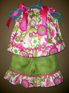 Dress w/ coordinating bloomers