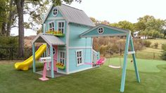 Opulent Kids Clubhouses : Lilliput Play Homes