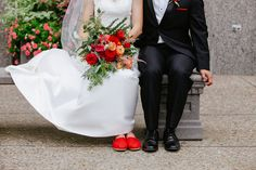 I love the pop of red in this St. St Louis Mo, Wedding Photography, Pop, Wedding Shot, Popular, Pop Music, Wedding Photos, Wedding Pictures, Bridal Photography
