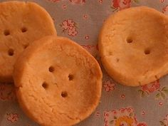 Satisfying and crunchy salted cookies.