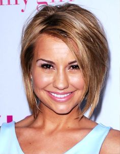 Cute Short Straight Hairstyle