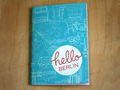 Travel Brochure Design, Brochure Layout, Travel Logo, Travel Design, Packing Tips For Travel, Travel Guide, Travel Quotes Tumblr, Buch Design, Berlin City