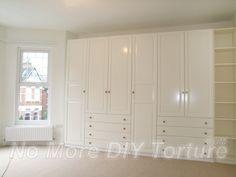 Ikea-Pax-Birkeland-2-Doors-4-Drawers-Wardrobe