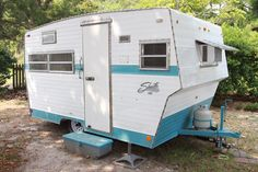 1969 Shasta 1400 (same as ours) <3 it!