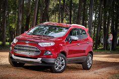 Ford faz limpa estoque do Ecosport à espera da nova geração