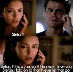 Stelena moments. This is just HEART breaking