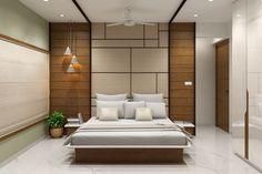Dr Akash's Residence – Pavan Infratech Luxury Bedroom Furniture, Luxury Bedroom Design, Master Bedroom Design, Indian Bedroom Design, Dining Furniture, Dining Rooms, False Ceiling Living Room, Bedroom Ceiling, Bed Back Design