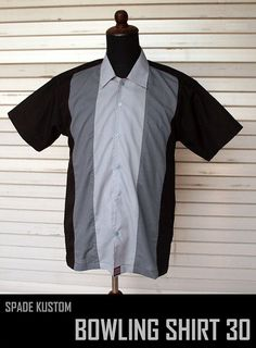 Bowling shirt 30