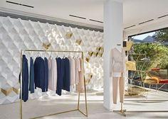 URAStudio creates minimalist clothing boutique in Istanbul