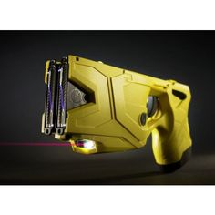 TASER® X2 Defender Kit Yellow with Dual Laser