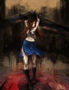 Erza Scarlet - Fairy Tail,Anime