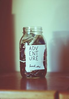 Great idea for saving up to travel