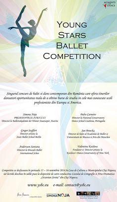 Balet clasic si contemporan - YSBC 15-16 nov. 2014